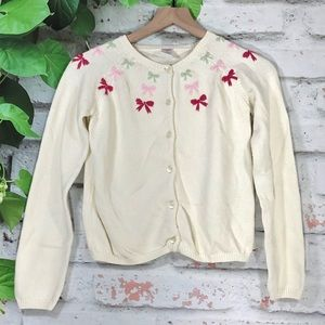 💥Gymboree Knitted Embroidered Sweater💥